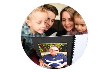 Kirsty McAlpine, Rhys, Cade and Brodie 2016 LifeBook_005 rs circle