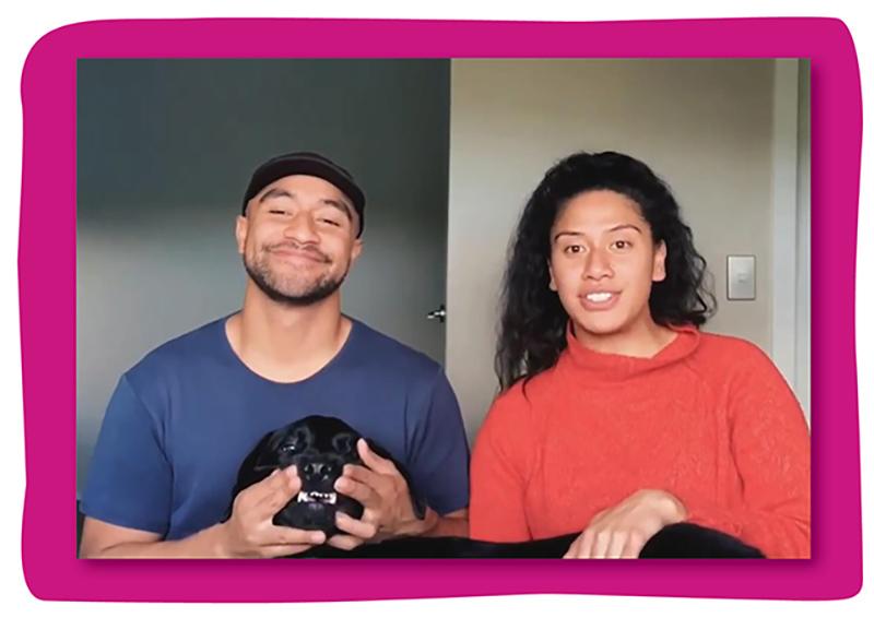 fundraising twins Manu