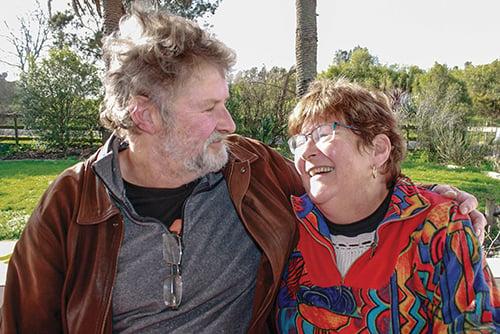 Lorraine and Kevin Walker blog1