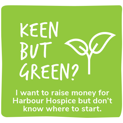 fundraising toolkit Keen but green