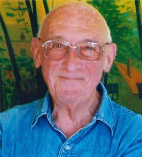 John Wilson volunteer