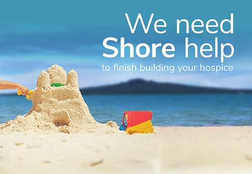 We need shore help 500x345px