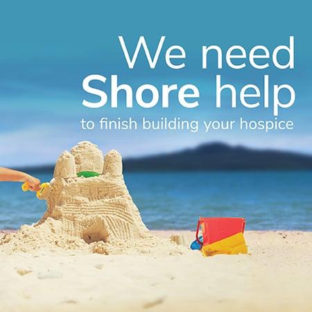 we need shore help 450px tile