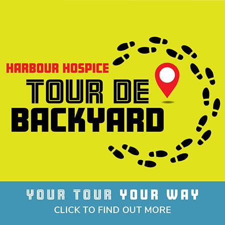 Tour De Backyard homepage