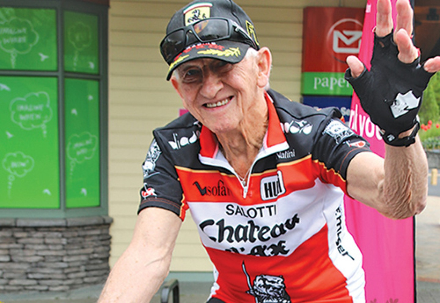 Jim Sonerson's Hospice Big Ride blog