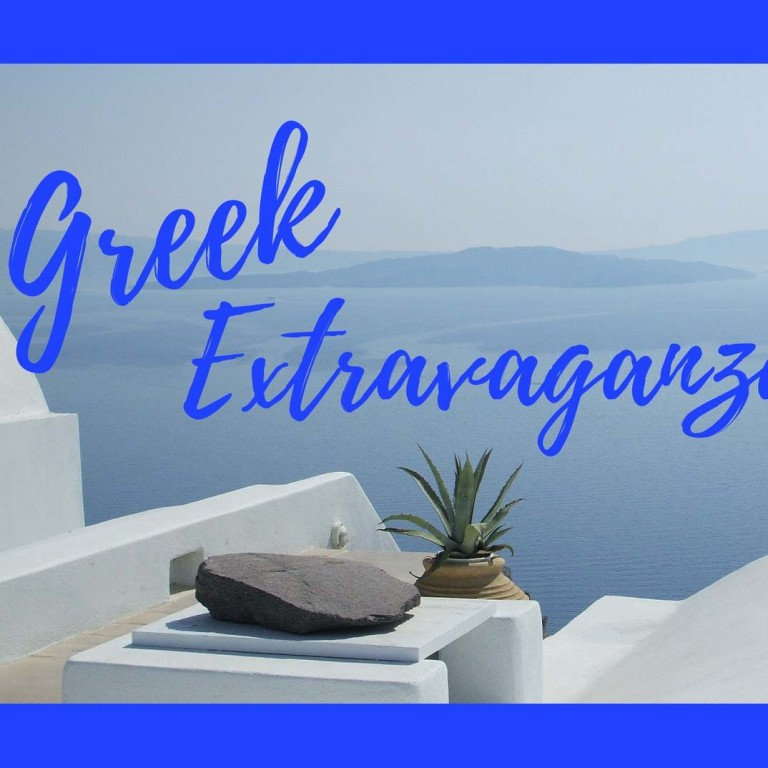 Greek Extravaganza - Harbour Hospice